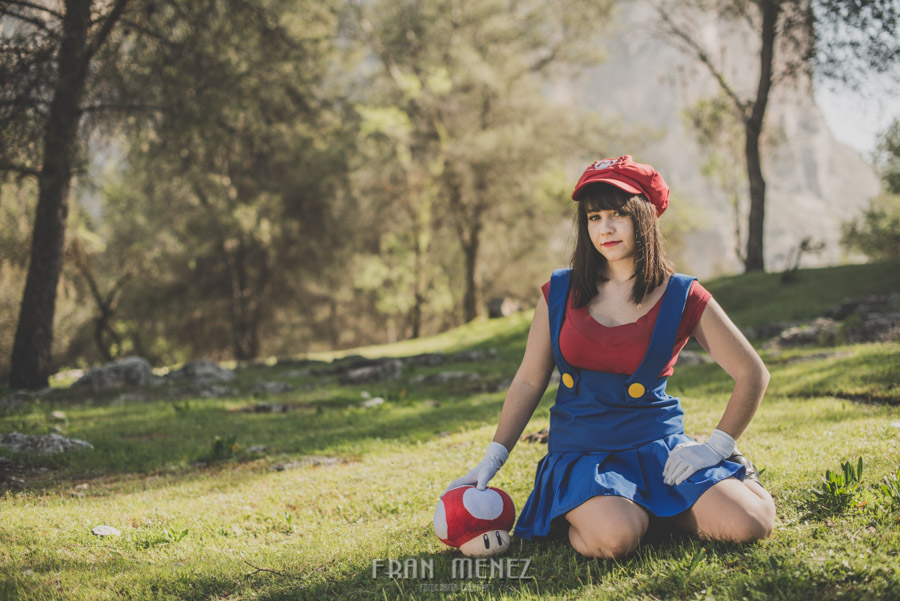 Sesion Cosplay Super Mario kart 25