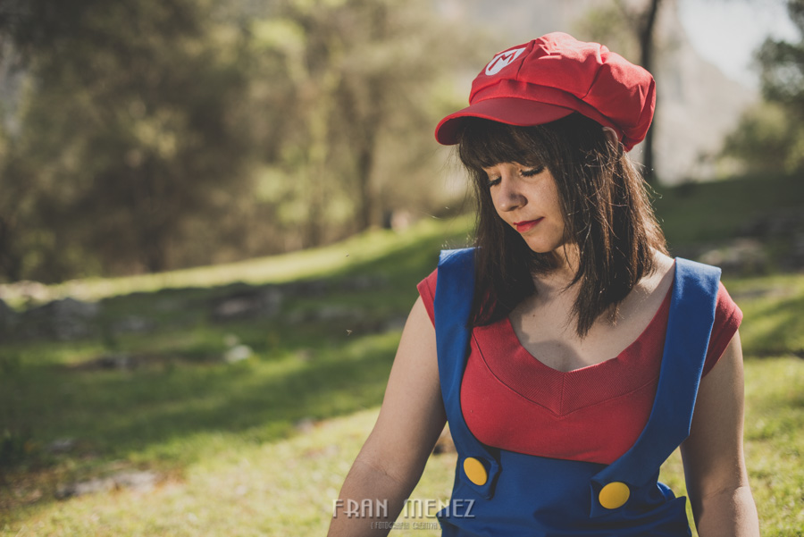 Sesion Cosplay Super Mario kart 26