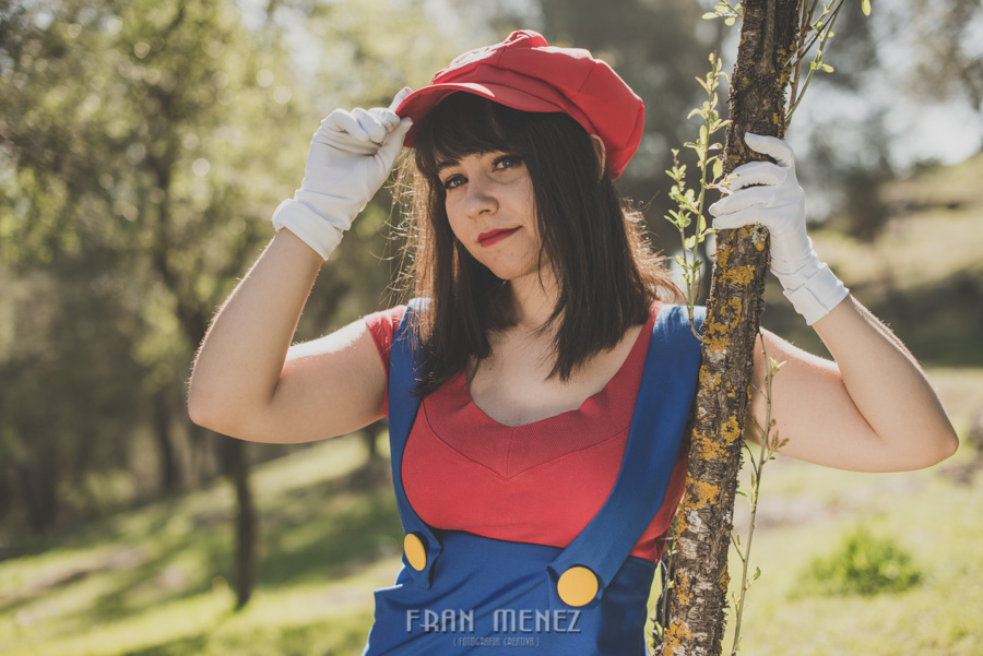 Sesion Cosplay Super Mario kart 30