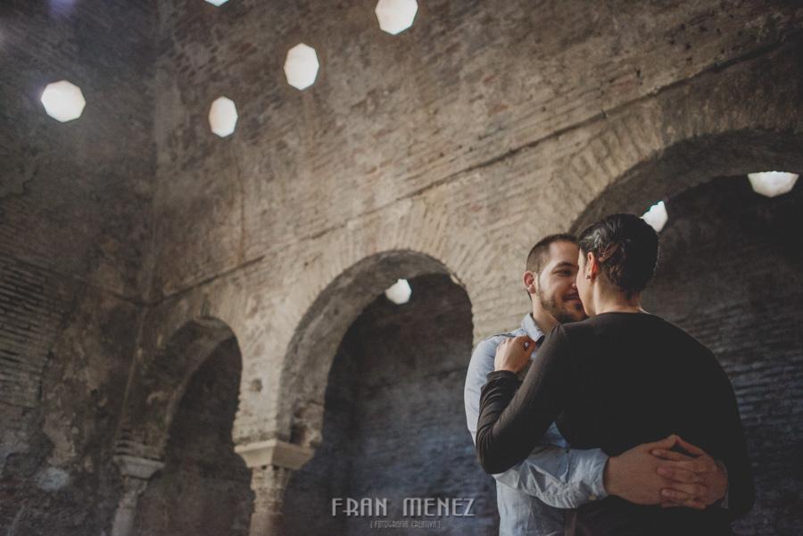 Sesiones de Pareja en Granada. Fran Ménez Fotógrafo en Granada. Love Sesion y reportajes de pareja 2