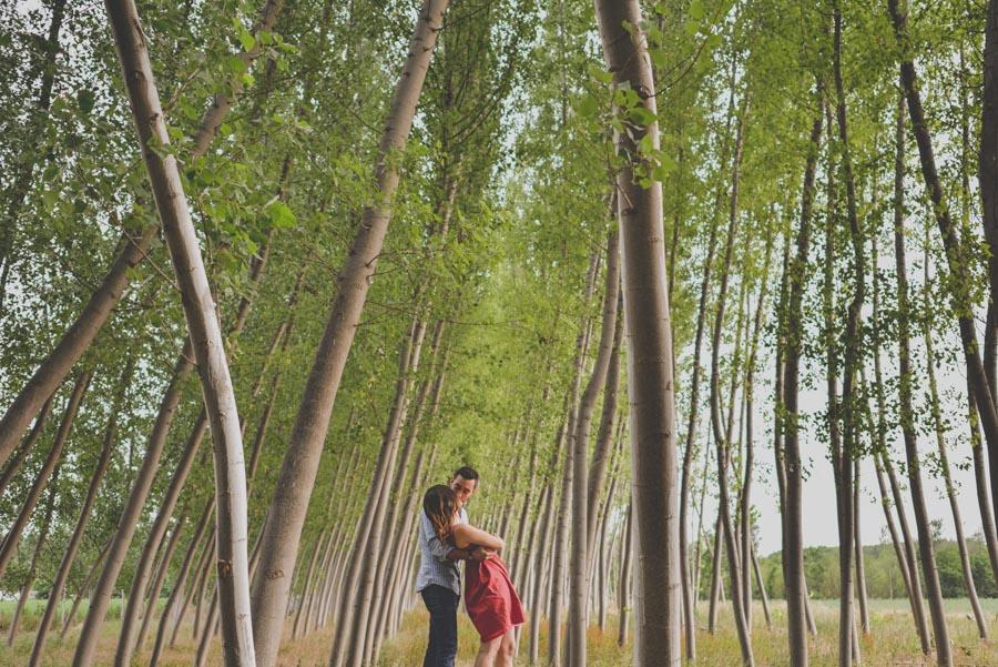 Fran Ménez Reportajes de Boda Naturales y Originales. Pre Boda de Salomé y David 6