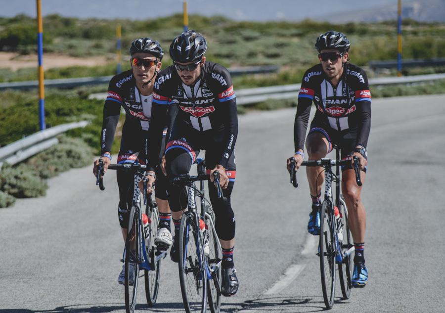 Sesión con Team Giant Alpecin. Fotografía Deportiva. Ciclismo. Fotógrafo Deportivo. Fran Ménez 2