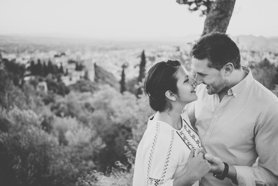 Pre Boda Karina y David. Fran Ménez Fotógrafos Bodas Granada. Fotografía de bodas originales 23
