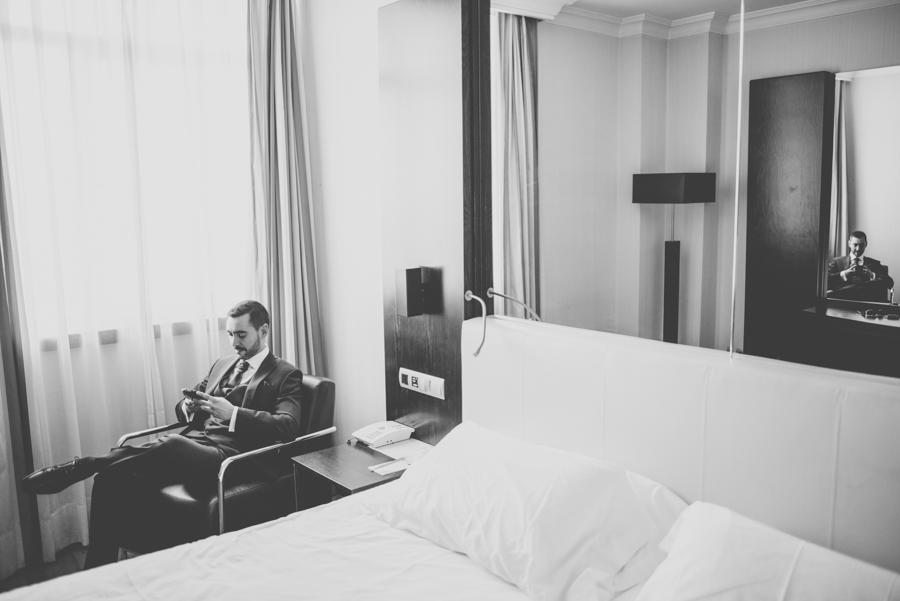 Boda en el Convento de las Mercedarias, La Zubia. Hotel Saray, Granada. Fran Ménez Fotógrafo de Bodas. Boda de Salome y David. 14