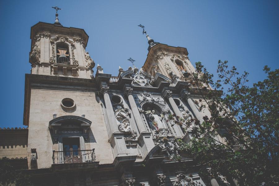 Fotografias de Boda en San Juan de Dios y Carmen de los Chapiteles, Granada. Fran Ménez Reportajes de Boda. Leo y Tomás. 27
