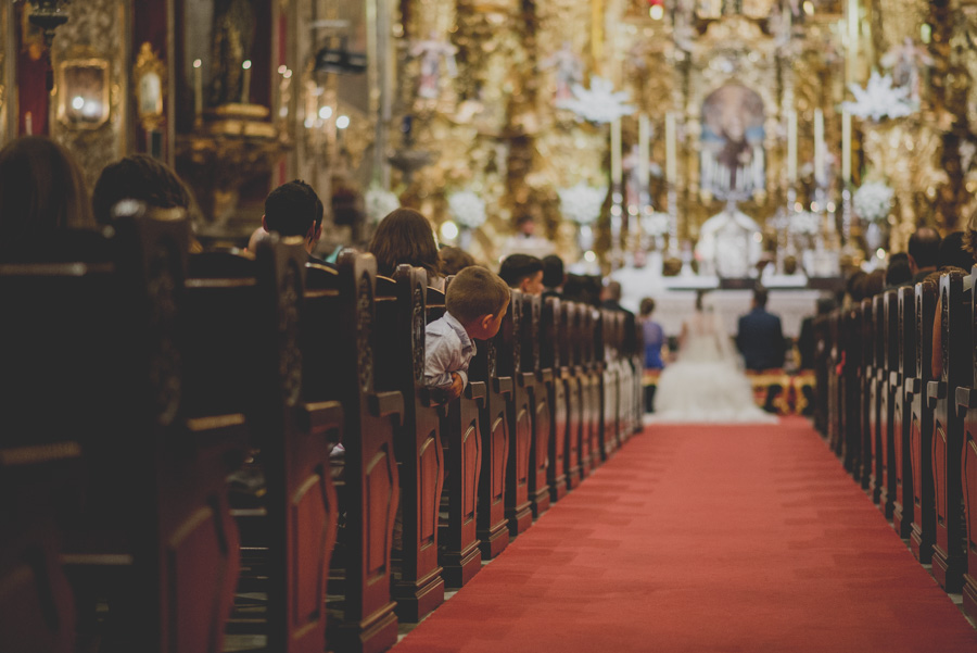 Fotografias de Boda en San Juan de Dios y Carmen de los Chapiteles, Granada. Fran Ménez Reportajes de Boda. Leo y Tomás. 49