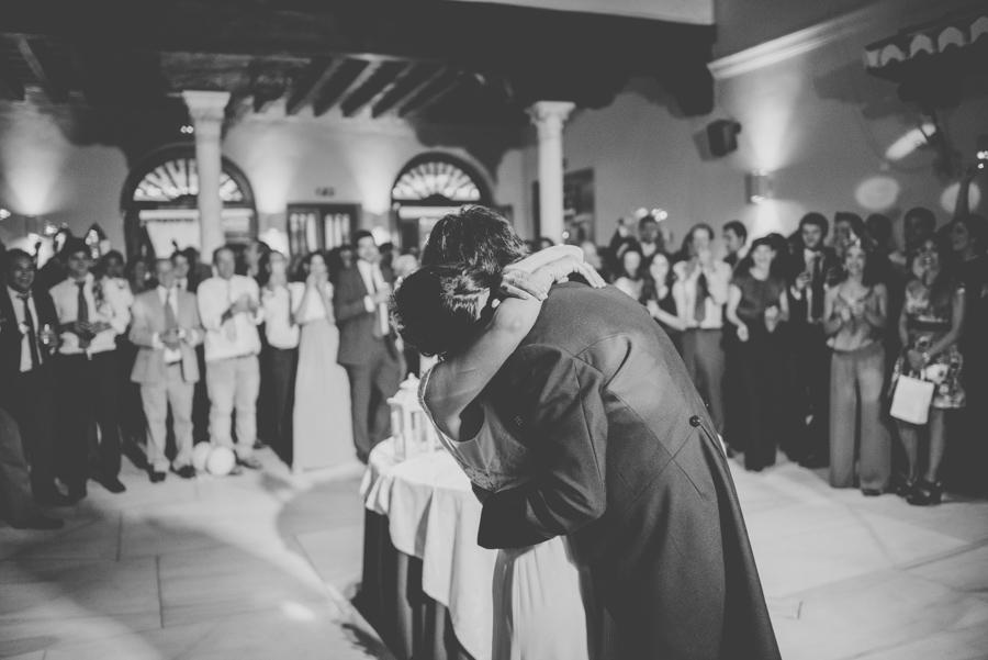 Boda en Iglesia San Matias y Carmen de los Chapiteles. Cristina y Nacho. Fran Ménez Fotógrafo de Bodas en Granada 147