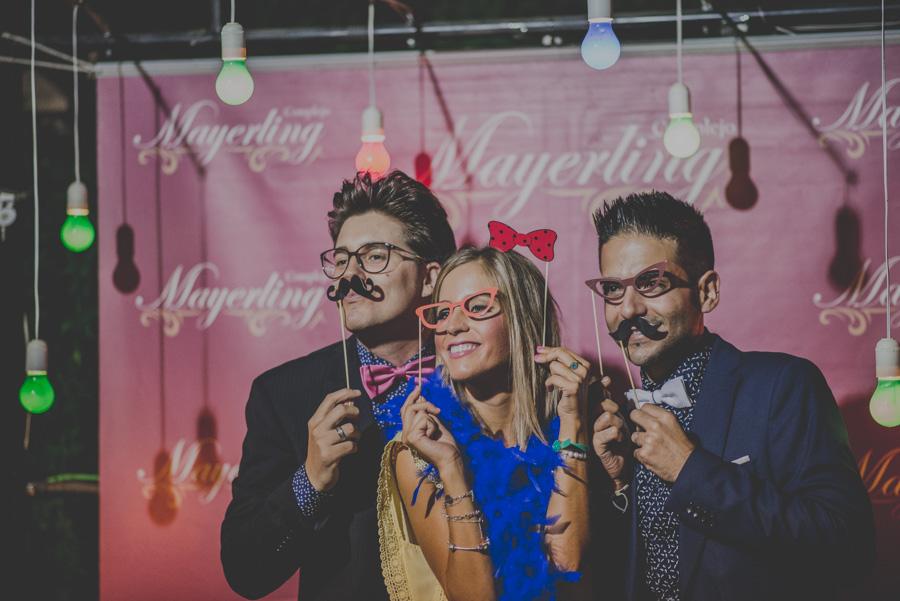 Rocio y Antonio. Boda en Restaurante Mayerling, Otura, Granada. Fran Ménez Fotógrafo de Bodas en Granada. Fotografías de Boda 254
