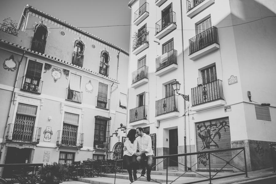 Priscila y Adolfo. Pre Boda en el Realejo. Fran Menez Fotografo de Bodas 1