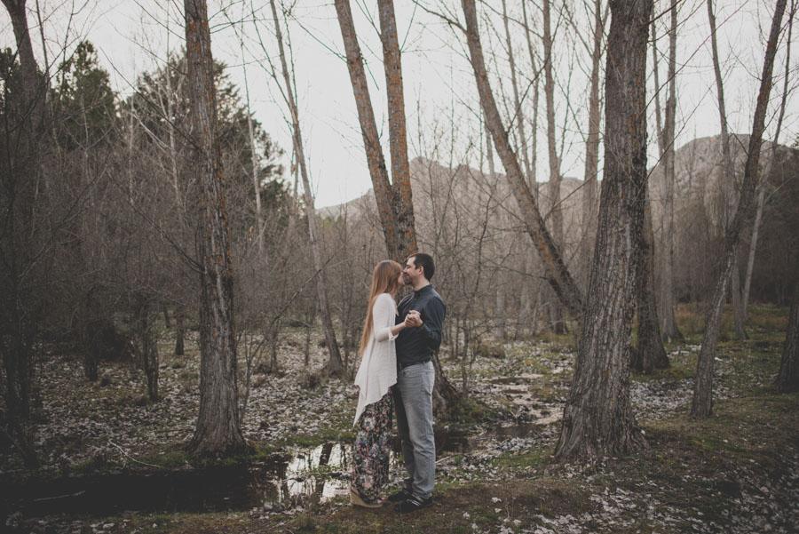 Fatima y Antonio. Pre Boda en el Bosque. Fran Ménez Fotografos de Boda 19