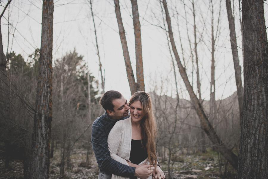 Fatima y Antonio. Pre Boda en el Bosque. Fran Ménez Fotografos de Boda 23