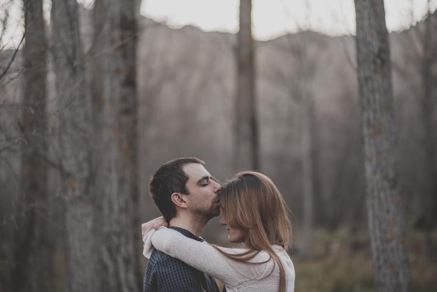 Fatima y Antonio. Pre Boda en el Bosque. Fran Ménez Fotografos de Boda 24