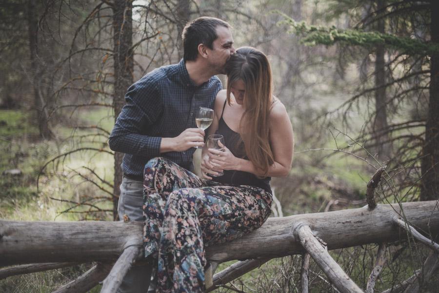 Fatima y Antonio. Pre Boda en el Bosque. Fran Ménez Fotografos de Boda 3