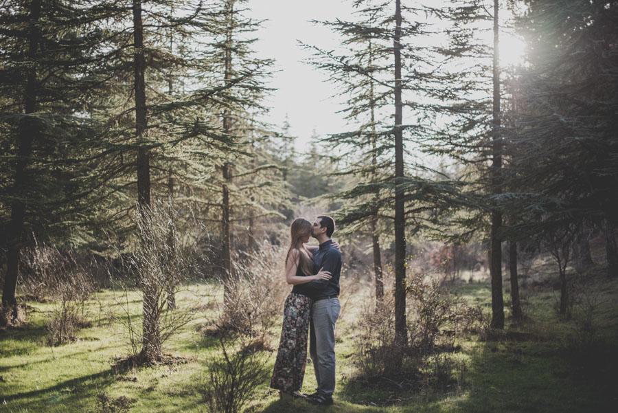 Fatima y Antonio. Pre Boda en el Bosque. Fran Ménez Fotografos de Boda 5