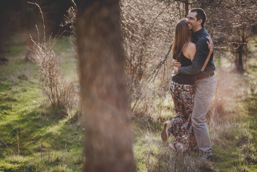 Fatima y Antonio. Pre Boda en el Bosque. Fran Ménez Fotografos de Boda 9