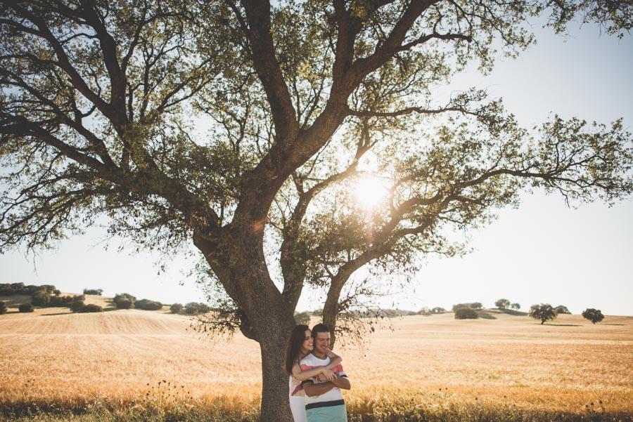 Marina y Dani. Fotografias de Pre Boda en el campo. Fran Menez Fotografo de Bodas 7