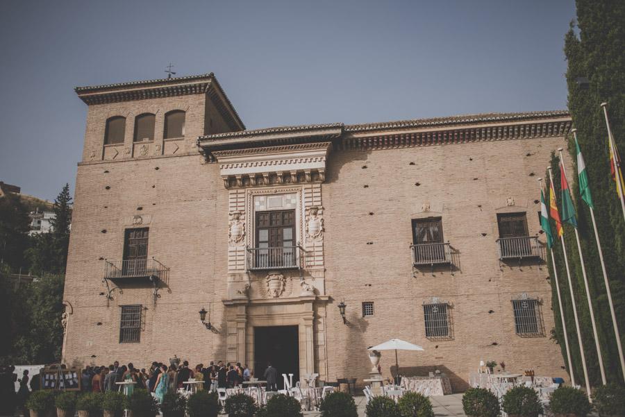 Boda en el Palacio de los Cordova. Fran Ménez Fotógrafo de bodas Granada. Enrique y Nuria