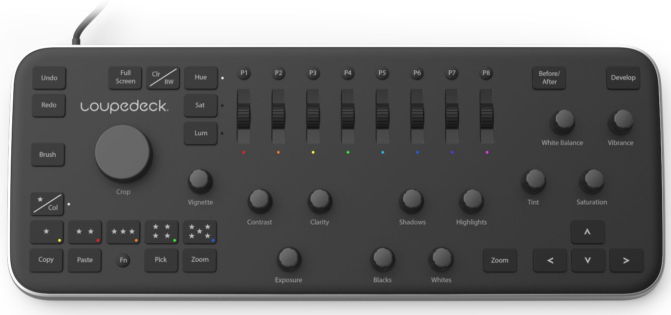 Loupedeck for Lightroom