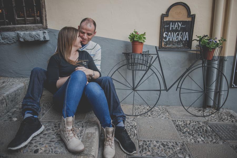 Pre Boda en el Albaicin y Granada. Irene y Peter. Fran Ménez Fotógrafo en Granada 15