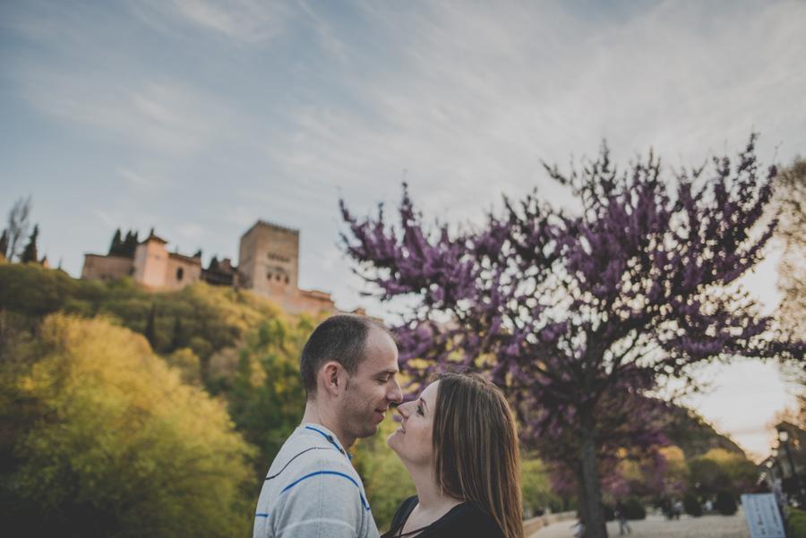 Pre Boda en el Albaicin y Granada. Irene y Peter. Fran Ménez Fotógrafo en Granada 25