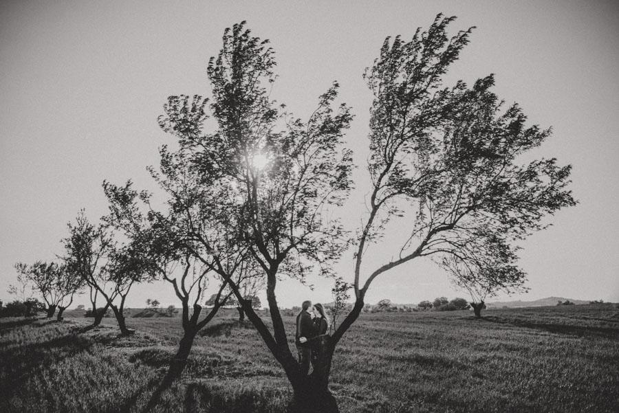 Pre Boda de Ana y Sergio. Fran Ménez Fotógrafos de Pre Bodas en Primavera, Naturales, en Granada 1