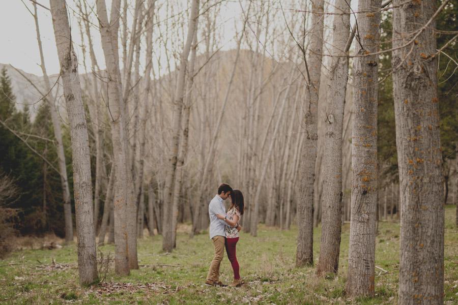 David e Inma. Pre Boda en Primavera en la Sierra de Huetor Santillan. Fran Ménez Fotógrafos de Boda en Granada. 21