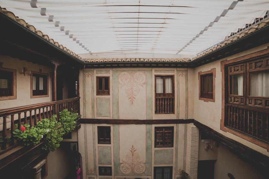 Boda en el Palacio de los Córdova, Fotógrafos de Boda en Granada. Inma y David 1