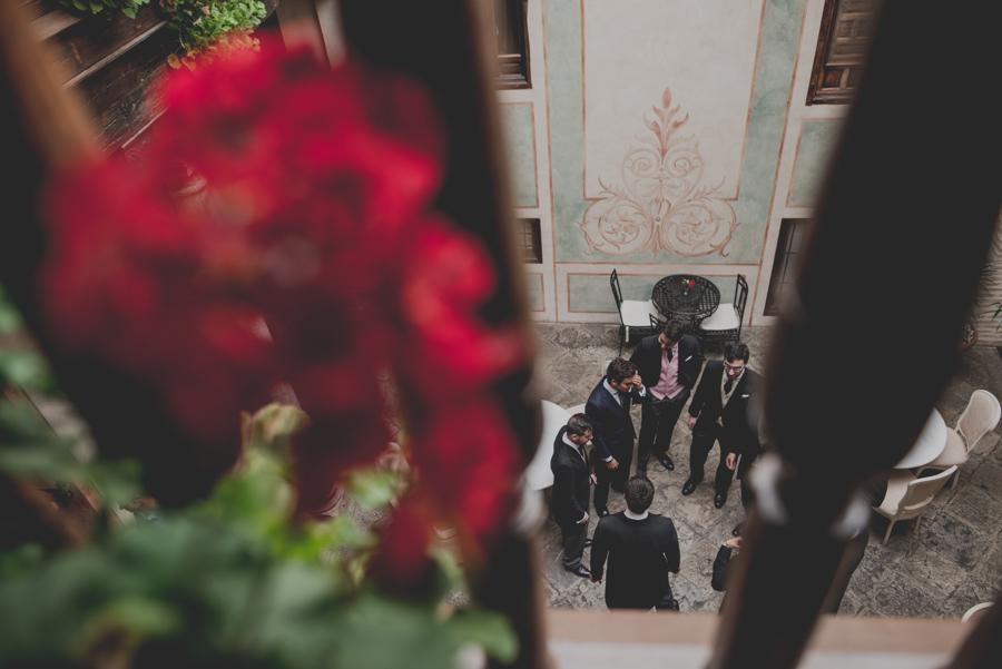 Boda en el Palacio de los Córdova, Fotógrafos de Boda en Granada. Inma y David 10