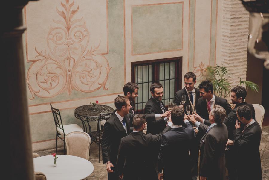 Boda en el Palacio de los Córdova, Fotógrafos de Boda en Granada. Inma y David 11