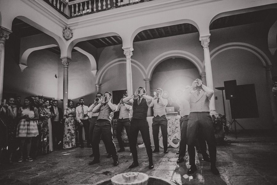 Boda en el Palacio de los Córdova, Fotógrafos de Boda en Granada. Inma y David 135