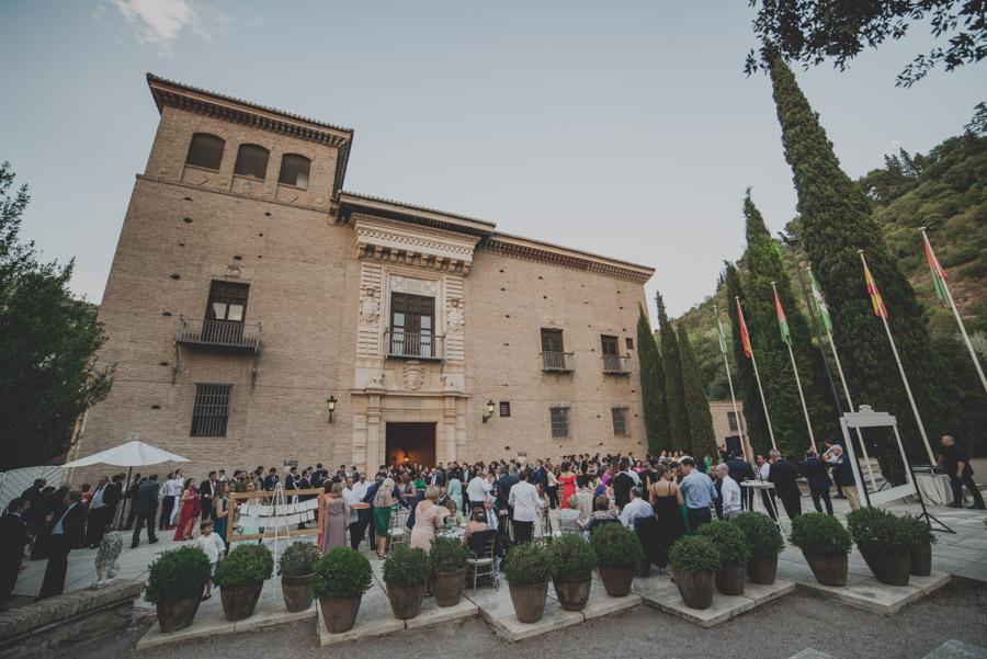 Boda en el Palacio de los Córdova, Fotógrafos de Boda en Granada. Inma y David 87