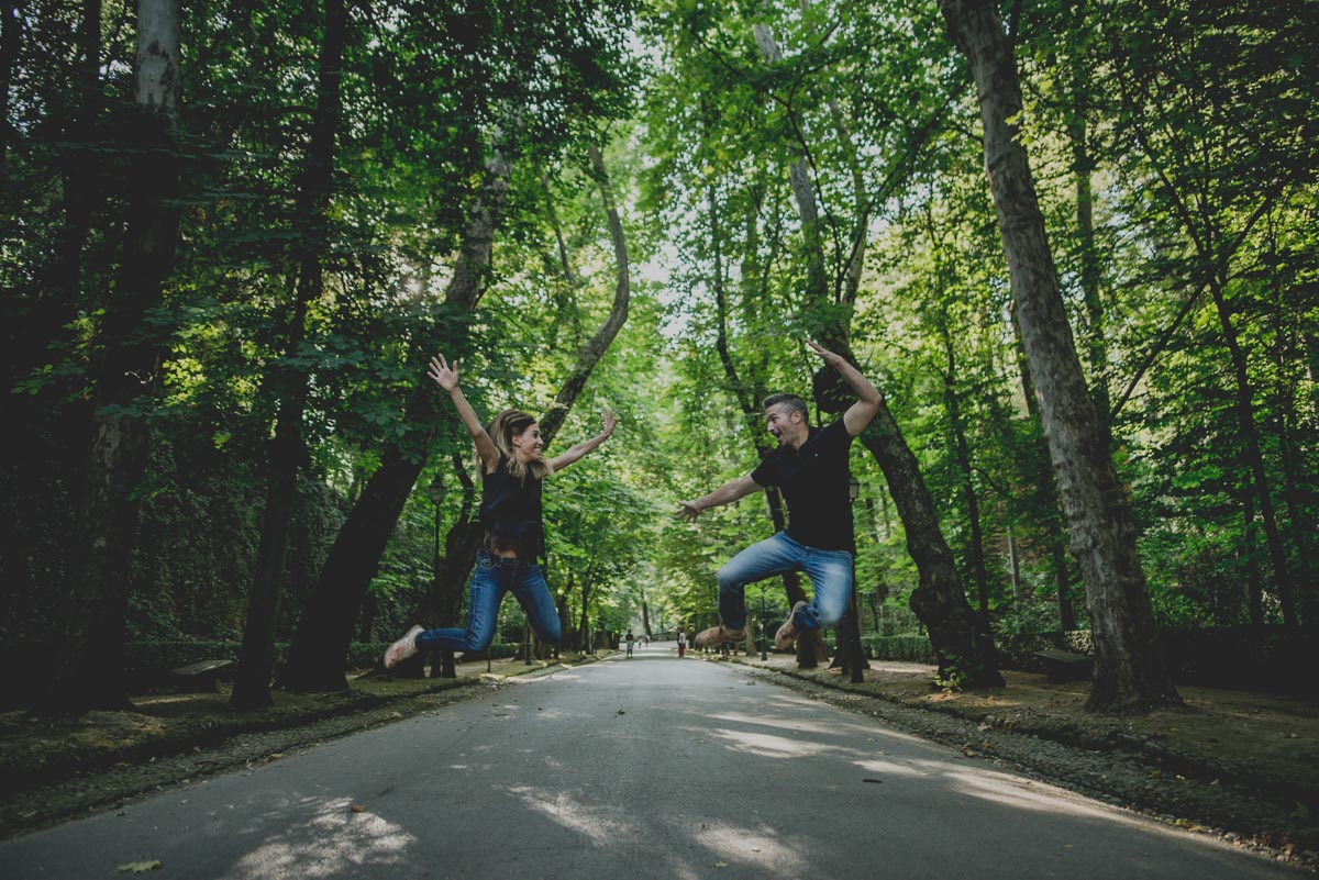 Pre Boda Maria y Nacho. Fotografias de Pre Boda en el Bosque de la Alhambra. Fran Ménez Fotógrafo 8
