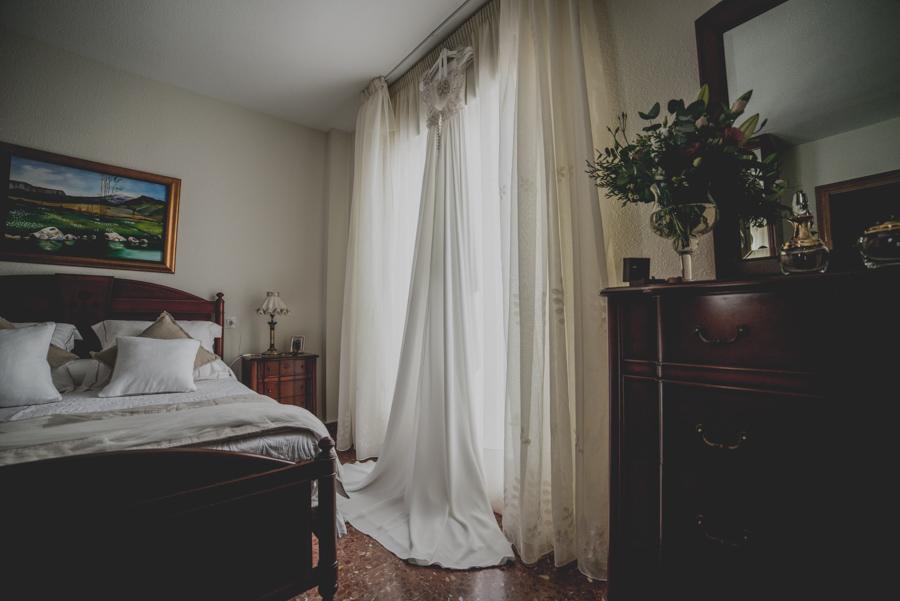 Fotografias de Boda en la Casa de los Bates y la Iglesia de la Virgen de la Cabeza, Motril. Fran Ménez Fotógrafo en Motril. 1