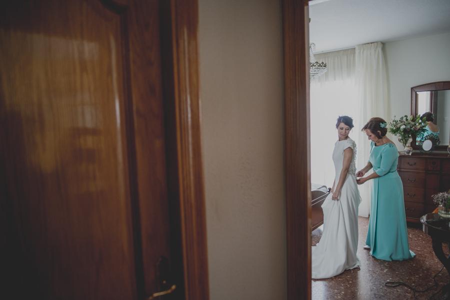 Fotografias de Boda en la Casa de los Bates y la Iglesia de la Virgen de la Cabeza, Motril. Fran Ménez Fotógrafo en Motril. 14