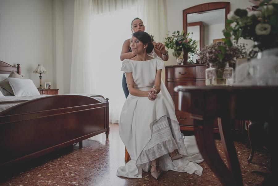 Fotografias de Boda en la Casa de los Bates y la Iglesia de la Virgen de la Cabeza, Motril. Fran Ménez Fotógrafo en Motril. 20