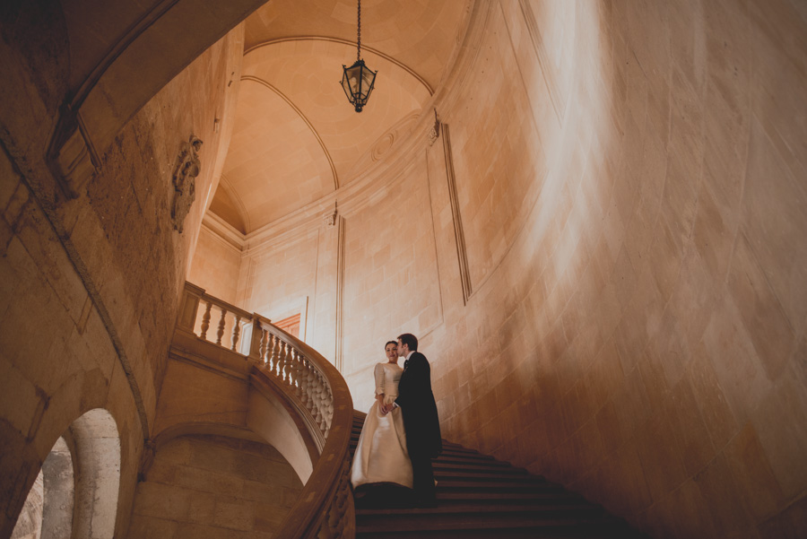 Post Boda en los alrededores de la Alhambra. Fran Menez Fotógrafos de Boda en Granada. 20