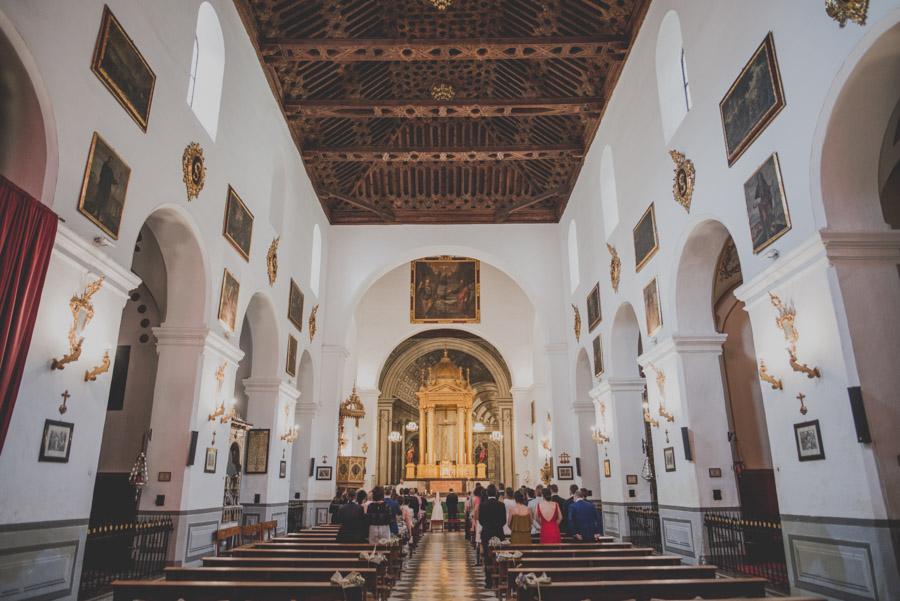 Boda en la Iglesia San Pedro y San Pablo. Celebración en Hotel Santa Paula. Marta y Cameron 25