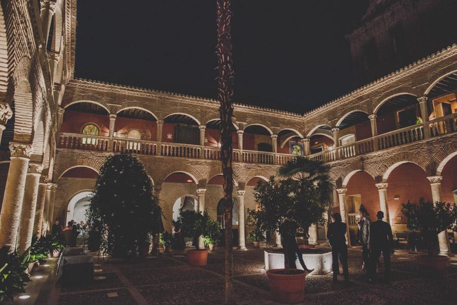Boda en la Iglesia San Pedro y San Pablo. Celebración en Hotel Santa Paula. Marta y Cameron 85