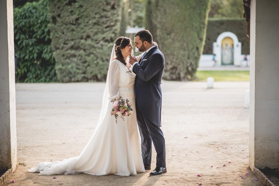 Boda Isabel y Jose Miguel en Hotel Silken Al Andalus Palace Sevilla y Parroquia Corpus Christi. Fotografos de Boda en Sevilla 48