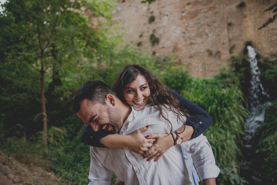 Pre Boda de dos Sevillanos en Granada. Isabel y Jose Miguel. Fran Ménez Fotógrafo de Bodas en Sevilla 1