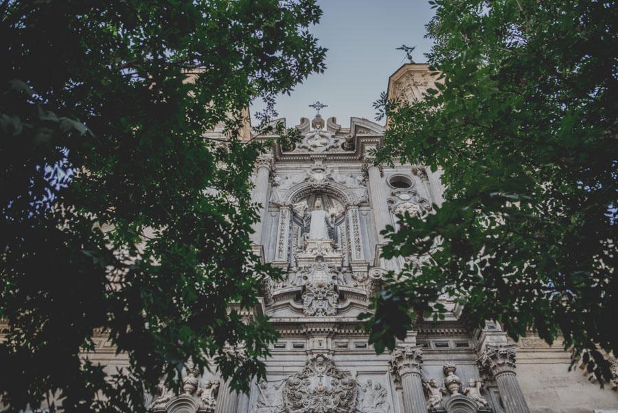 Boda Rocío y Antonio. Basílica de San Juan de Dios. Torre del Rey. Fotógrafo Fran Ménez 37