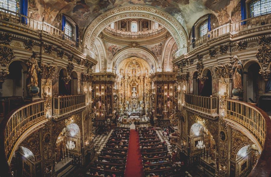 Boda Rocío y Antonio. Basílica de San Juan de Dios. Torre del Rey. Fotógrafo Fran Ménez 50