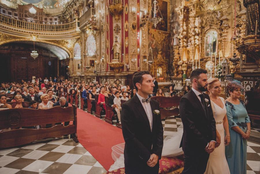 Boda Rocío y Antonio. Basílica de San Juan de Dios. Torre del Rey. Fotógrafo Fran Ménez 52