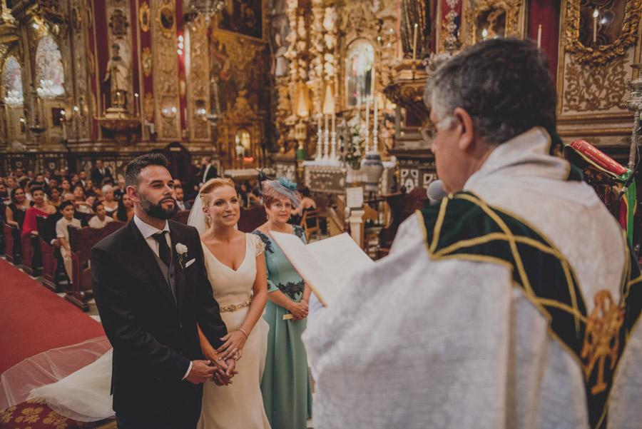 Boda Rocío y Antonio. Basílica de San Juan de Dios. Torre del Rey. Fotógrafo Fran Ménez 54