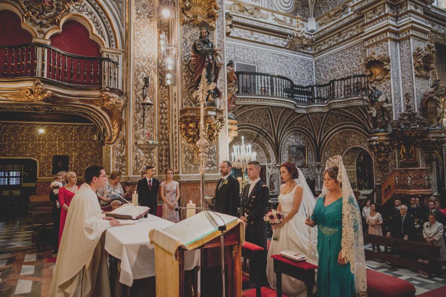 Boda en la Basílica de las Angustias y Cortijo de Enmedio. Alicia y Juan Antonio. Fran Menez Fotógrafo de Bodas 38