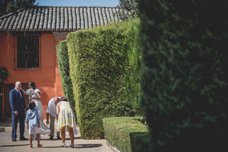 Fotografías de Boda Civil Casa Real Soto de Roma. Carla y Pedro. 37