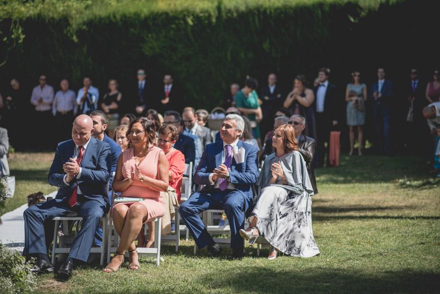 Fotografías de Boda Civil Casa Real Soto de Roma. Carla y Pedro. 42