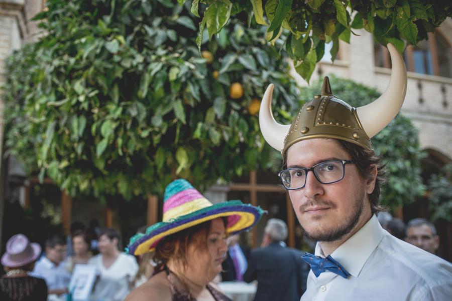Fotografías de Boda Civil Casa Real Soto de Roma. Carla y Pedro. 94