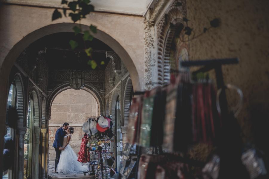 Post Boda en Granada. Tamara y Sergio. Fran Ménez Fotógrafo de Post Bodas en Granada 1