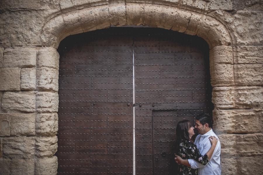 Pre Boda Gema y Mariano. Bosque de la Alhambra. Fran Ménez Fotógrafo de Parejas en Granada 7
